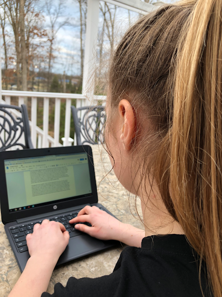 Students can enjoy learning with online tools because of the accessibility and the way that you can do an assignment anywhere.