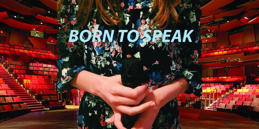 Calming public speaking fears