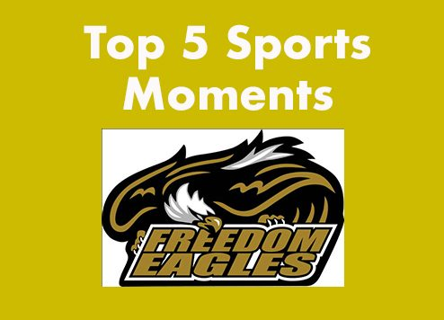 Top 5 Sports Moments