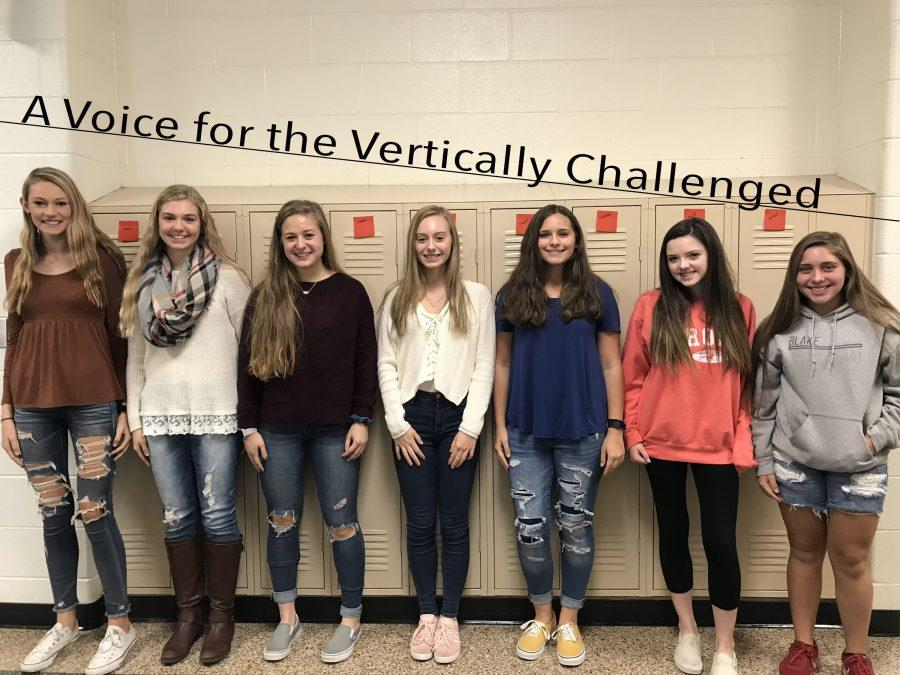 A voice for the vertically challenged