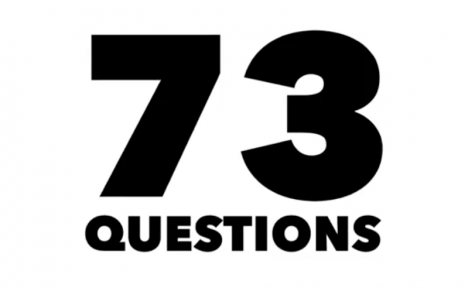 73 Questions with Ms. Speirs