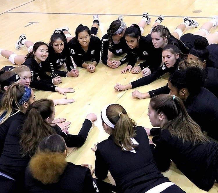 A+successful+season+for+varsity+volleyball