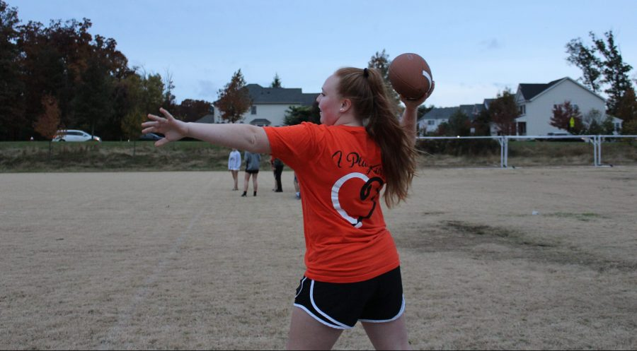 Powder puff practice makes perfect