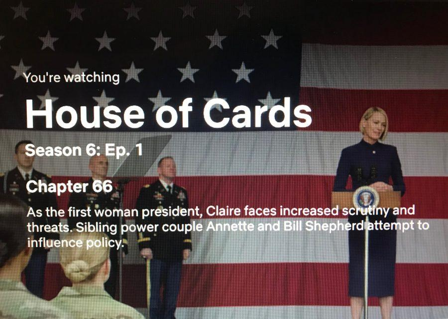A Disappointing Dystopia: House of Cards Season 6 Review