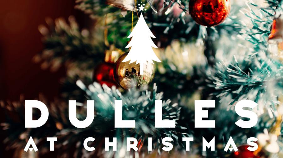 Dulles at Christmas