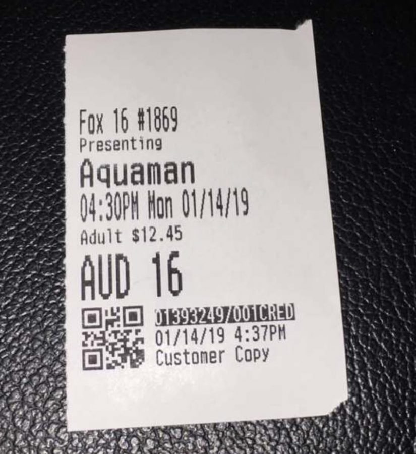 A Thrilling Aquatic Adventure: Aquaman Movie Review