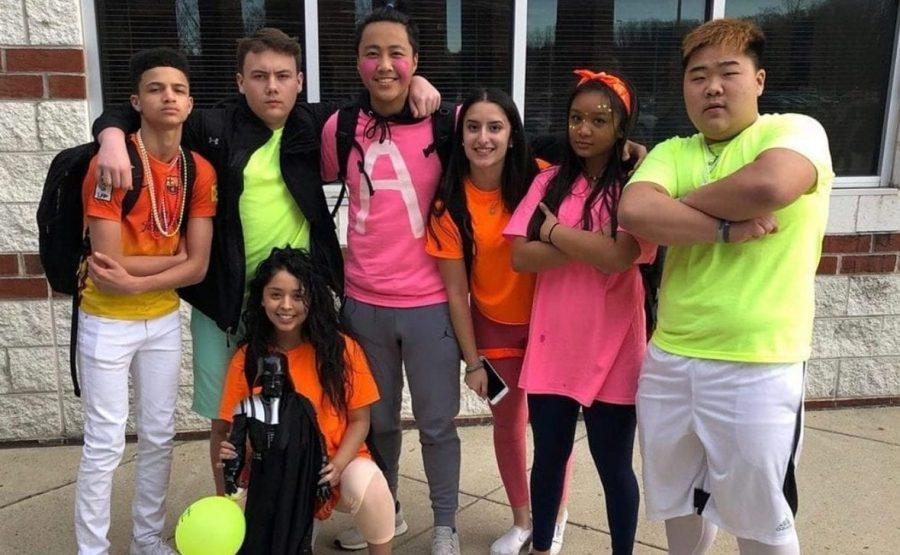 Spirit+Week+Day+5%3A+Neon%2FWhite+out