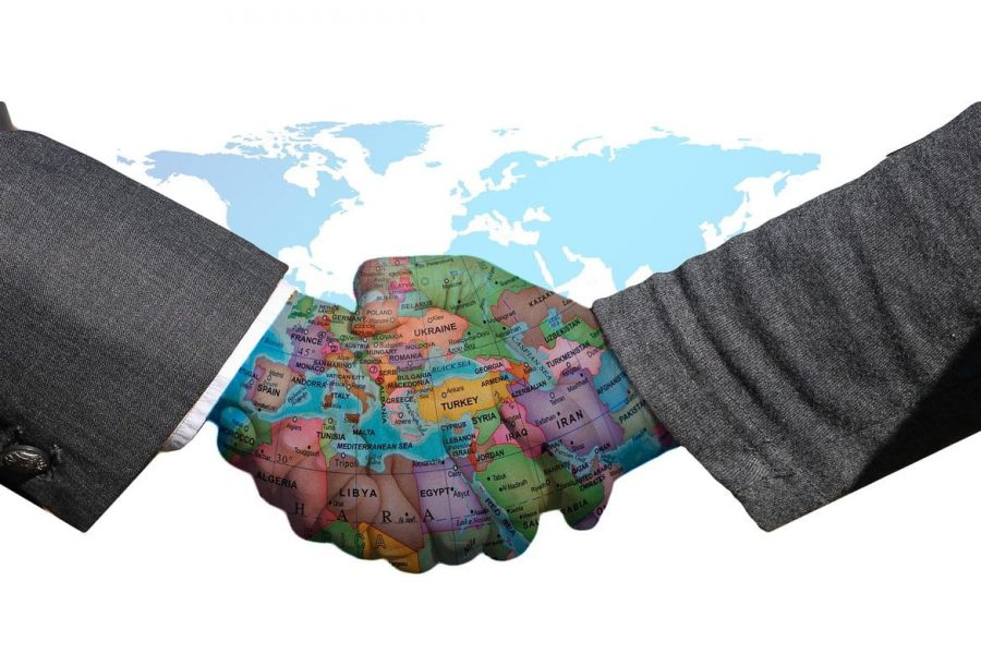There are more forms of diplomacy than might initially come to mind. Photo by traininginleadership.com