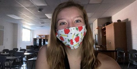 Mask 4 and Hailey Dyke: