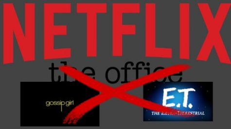 Netflix viewers are saddened over the news of many fan favorites being removed from Netflix in 2021. Photo Illustration: Bailey Elliott