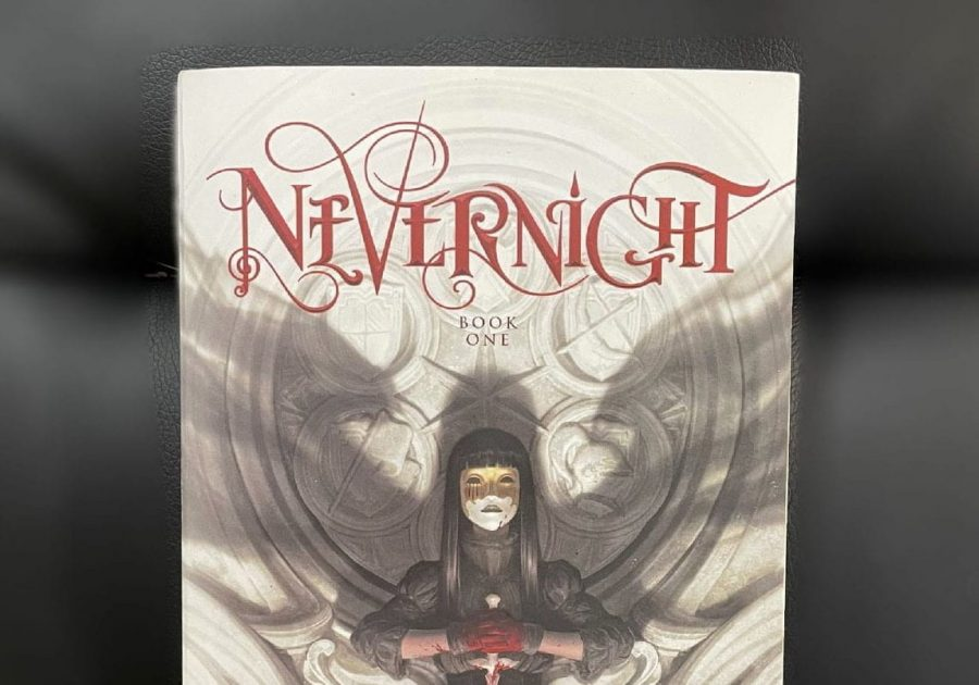 Nevernight is the first book of a trilogy that tells the story behind the daughter of a traitor and her path to revenge. Photo by Mika Dang