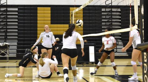 Freedoms Volleyball Team Adds Another Win