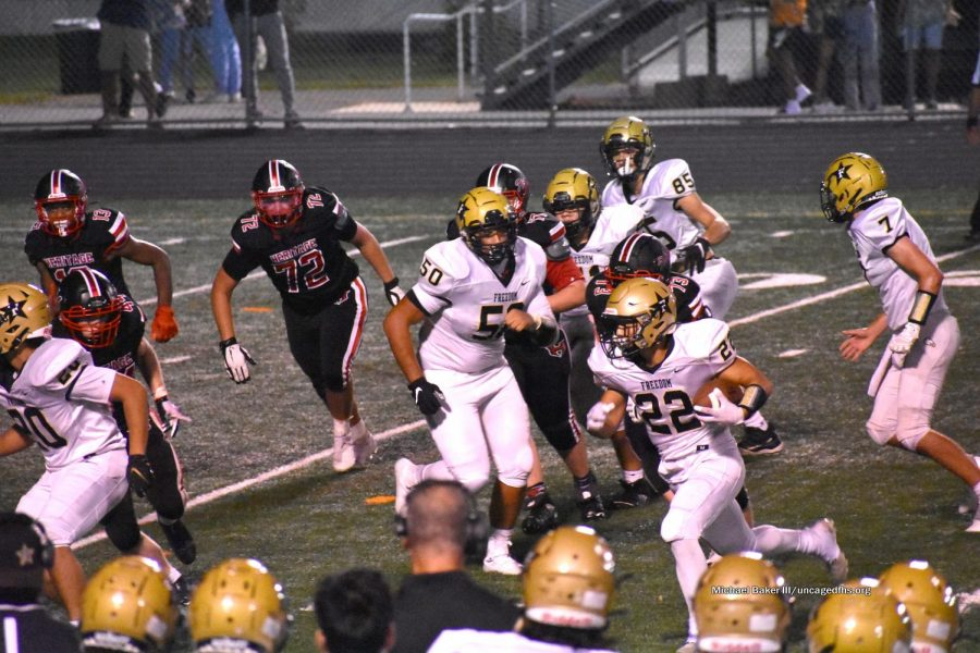 Eagles Fall to Heritage Pride